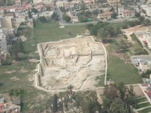 Ancient Kition - Larnaka Regional Tourism Body