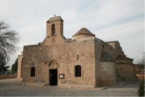Angeloktisti Church photo by cypruspictures.net