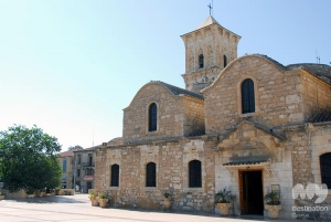 Ayios Lazaros Church, by Christina Kyriakou