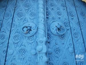 Church door detail © My Destination Cyprus