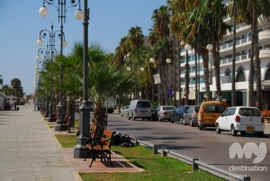 Europe Square, Larnaka by Christina Kyriakou