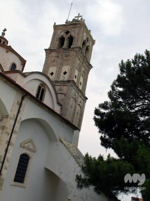 Holy Cross church, Lefkara © My Destination Cyprus