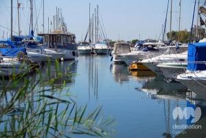 Larnaka Marina, by Christina Kyriakou