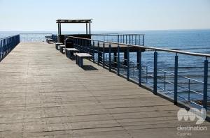 Larnaka Pier, by Christina Kyriakou