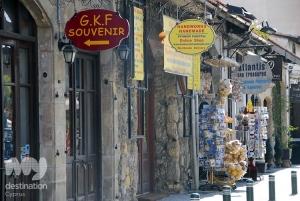 Larnaka Souvenir Shops, by Christina Kyriakou
