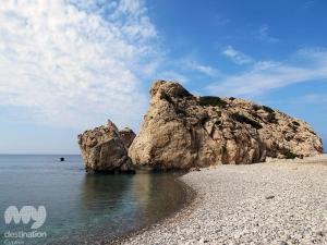 Pafos Aphrodite's Rock © My Destination Cyprus