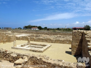 Pafos Archaeological Park © My Destination Cyprus