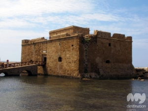 Pafos Medieval Castle © My Destination Cyprus