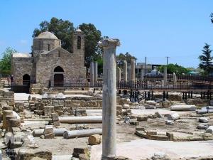 Panayia Chrysopolitissa © My Destination Cyprus