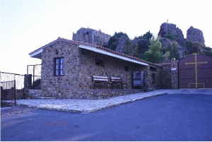 Stavrovouni Monastery Larnaka photo cypruspictures