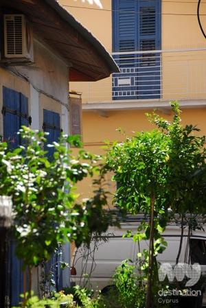 Street, Larnaka by Christina Kyriakou