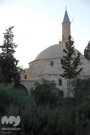 Temenos Hala Sultan, by Christina Kyriakou