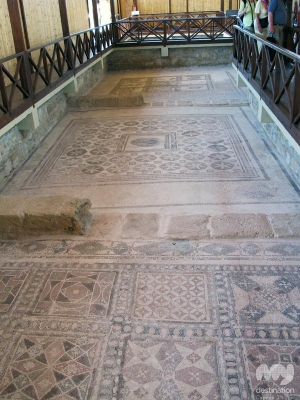 The House of Dionysus © My Destination Cyprus