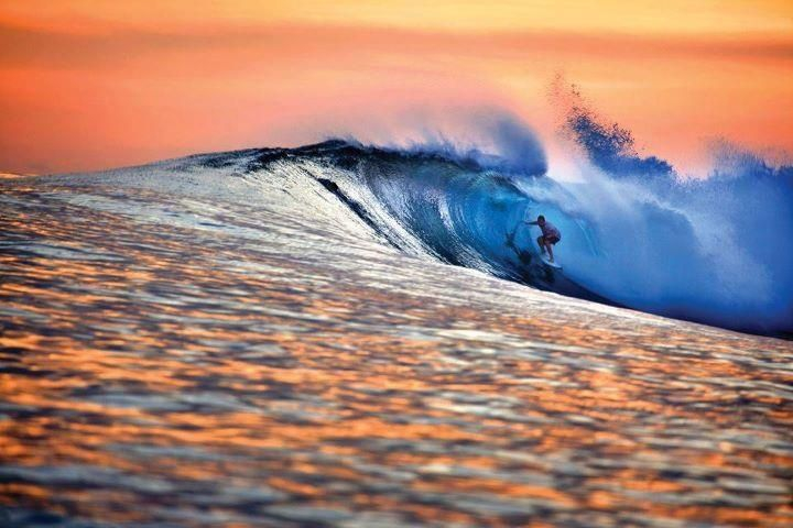 Surfing in the Dominican Republic