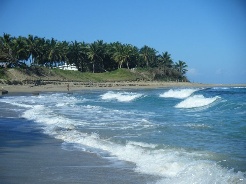 Playa Encuentro, Cabarete