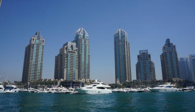 Cruising Dubai's Waters