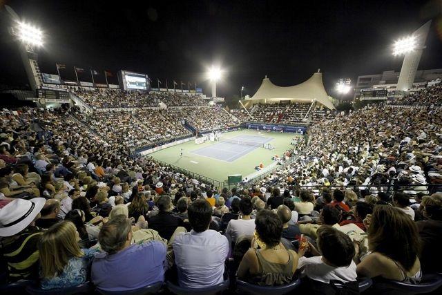 Dubai Duty Free Tennis Championships (Photo credits: Aamir Shah