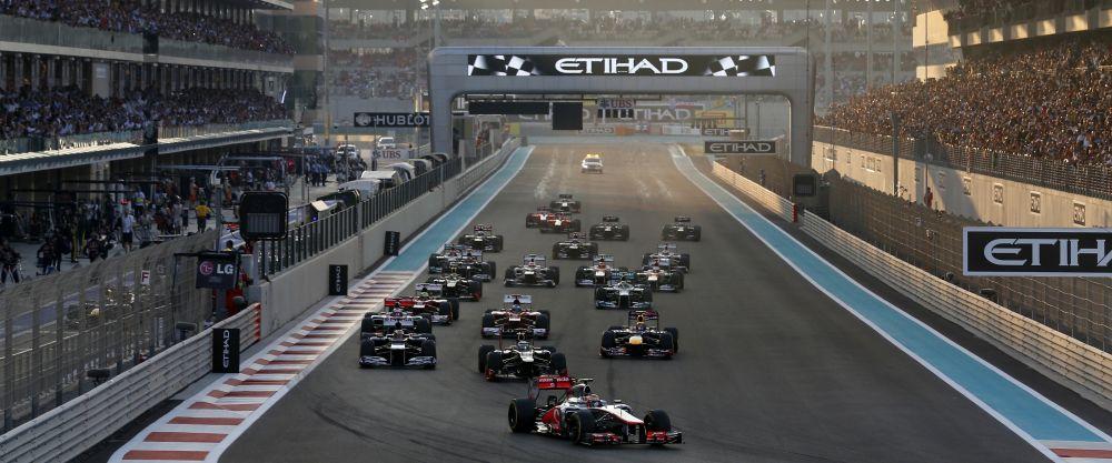 Abu Dhabi Formula One Grand Prix
