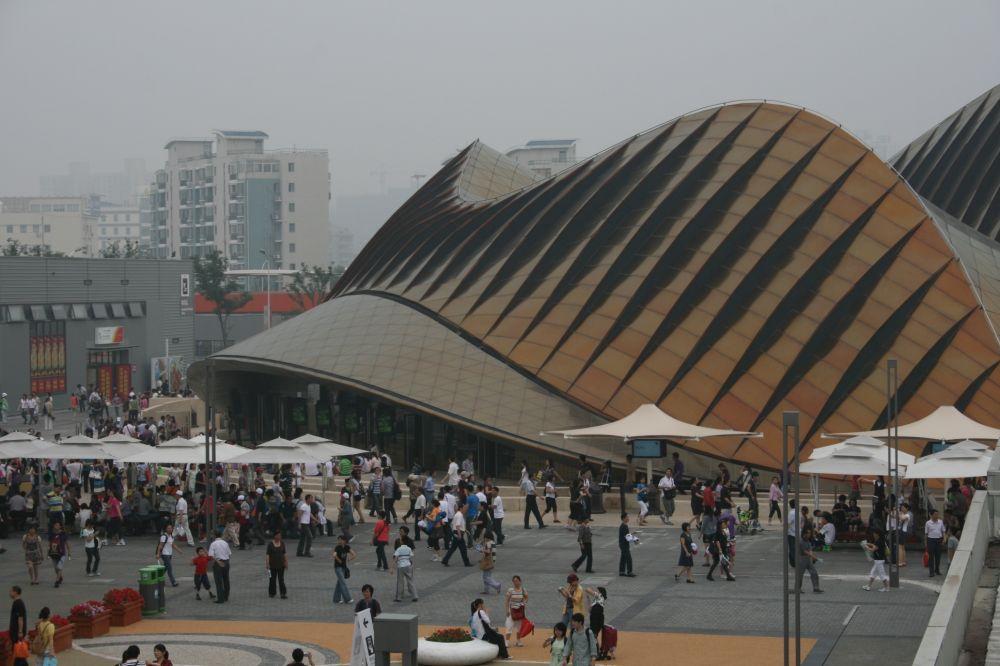 UAE Pavilion, World Expo 2010 (Photo credits: j0055, Flickr)