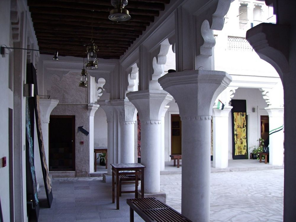 Al Fahidi Historic District Art Gallery (Photo credits: bettyx1138, Flickr)