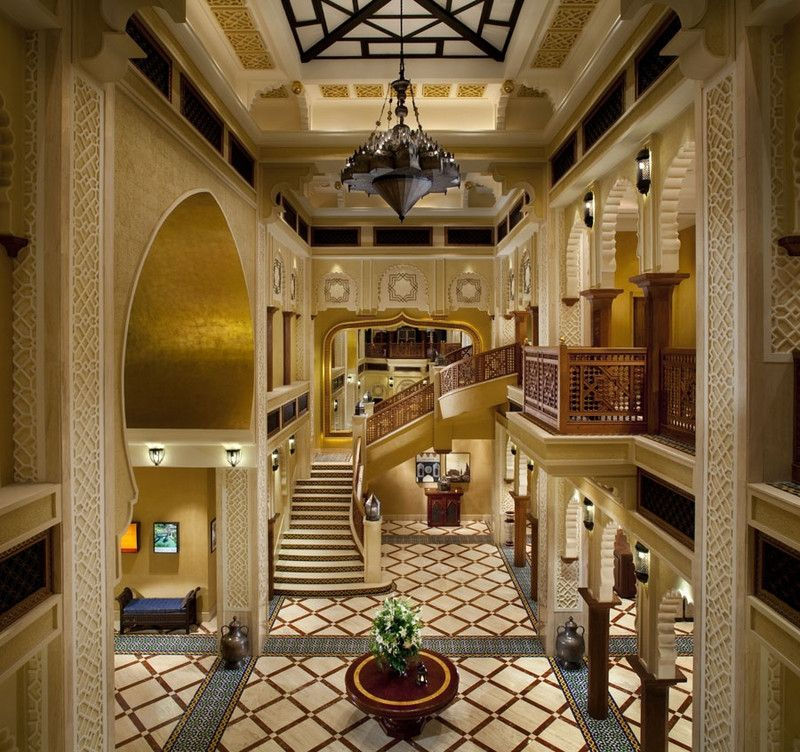 Souk Madinat Jumeirah Theatre, Entrance Hall