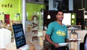 Organic Foods and Café
