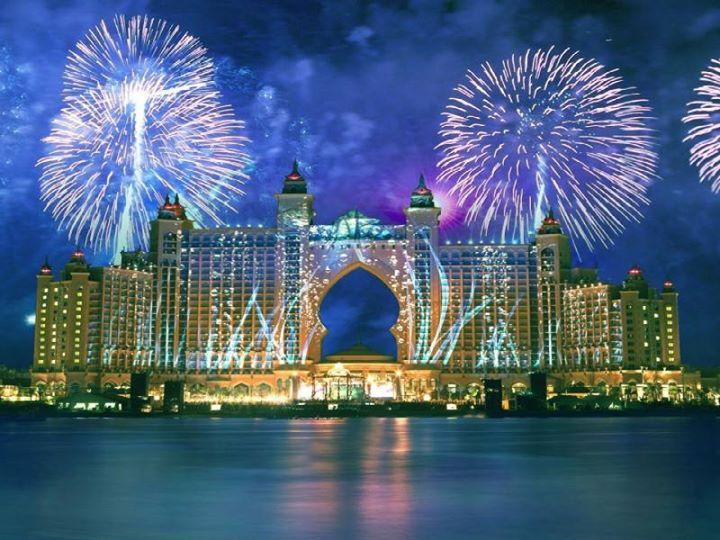 Dubai 2017 Tour