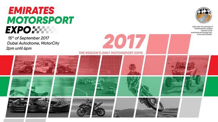 Emirates Motorsport Expo 2017