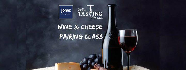 Wine & Cheese Pairing Dubai