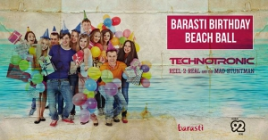 Barasti 22nd Birthday Party