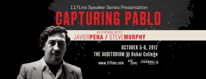 Capturing Pablo: An Evening with Javier Pena and Steve Murphy