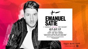 Plus Minus Summer Sessions w/ Emanuel Satie