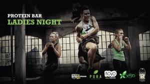 Protein Bar Ladies Night