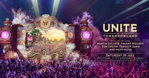 UNITE With Tomorrowland - Dubai