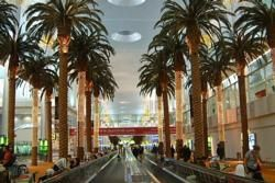 DXB: Dubai International Airport