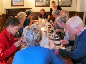 An Evening of Food, Folklore and Fairies - Delicious Food