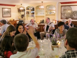 An Evening of Food, Folklore and Fairies - Live Music