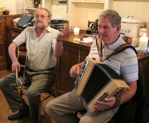 An Evening of Food, Folklore and Fairies - Musicians