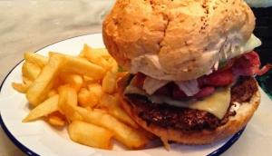 Bóbó's Gourmet Irish Burgers (Dame Street)