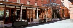 Camden Court Hotel - Courtyard
