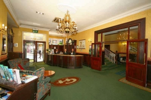 The Central Hotel - Reception