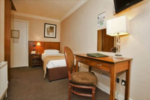 The Central Hotel - Single Room