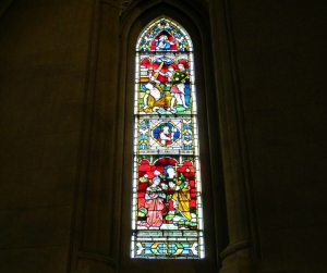 Christ Church Cathedral - Window Detail