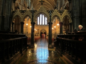 Christ Church Cathedral - The Quire