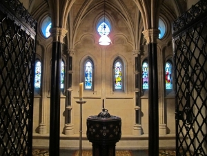 Christ Church Cathedral - Baptistry