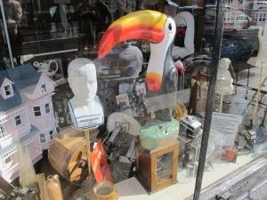 Christy Bird - Window Display
