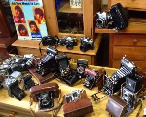 Christy Bird - Collectible Cameras