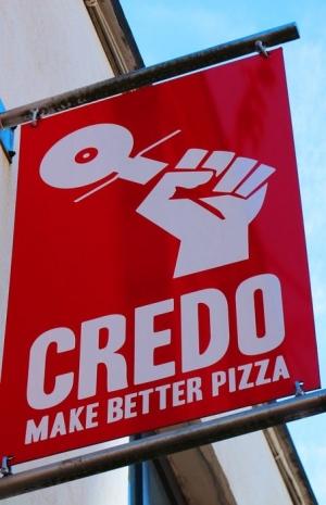 Credo Make Better Pizza