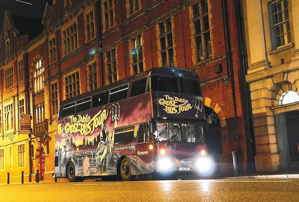 Do Dublin Ghost Bus Tour