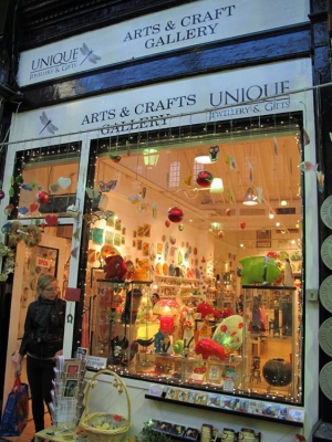 George's Street Arcade - Unique Jewellery & Gifts